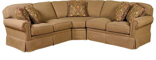 Bentley Sectional  sc 1 st  King Hickory : bentley sectional sofa - Sectionals, Sofas & Couches