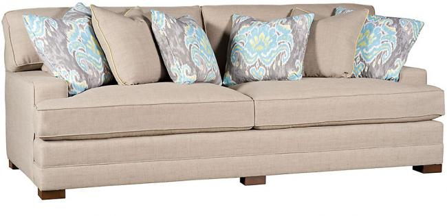 Casbah Fabric Sofa  sc 1 st  King Hickory : king hickory sectionals - Sectionals, Sofas & Couches