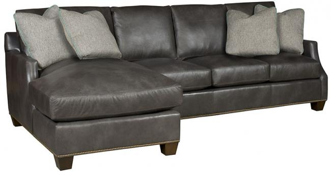 Darby Sectional  sc 1 st  King Hickory : darby sectional - Sectionals, Sofas & Couches