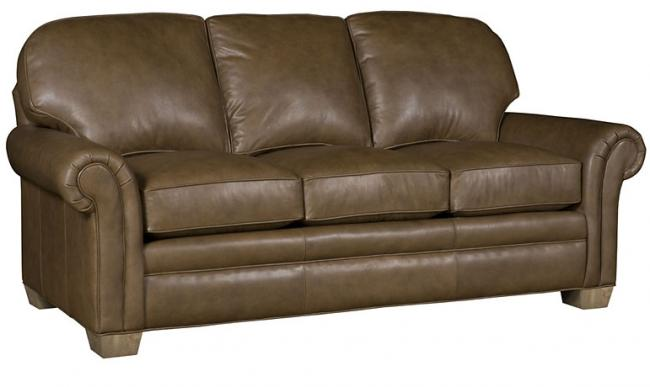 Bianca Leather Sofa 2500 Cgz L