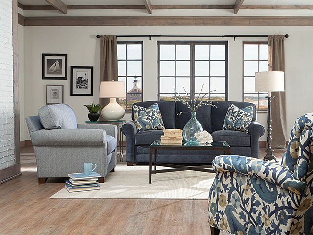Hickory Furniture Design hickory furniture designs King Hickory Bentley Chair Sofa Both In East Coast Linen This Is The Picture That Made Us Love This Sofa Pinterest Linens Interiors And Room